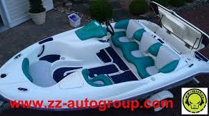 new seat covers upholstery for sea doo