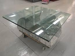 granite coffee table. Granite Coffee Table Brilliant Z17 Pre Owned W Glass Top Lexington Inside 18 B