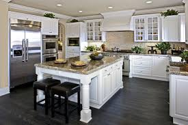 kitchens with white cabinets. 41 White Kitchen Interior Alluring Kitchens With Cabinets P
