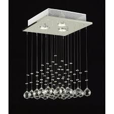 decorative contemporary chandelier
