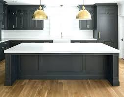 kitchen countertops quartz with dark cabinets. Dark Cabinets White Countertop Black Kitchen  With Quartz Oak Hardwood . Countertops L