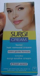 surgi cream hair removal cream