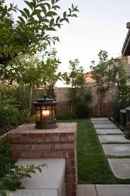 Landscape Lighting Santa Barbara 15 Inchh Santa Barbara Vx 3 Light Outdoor Deck Lantern