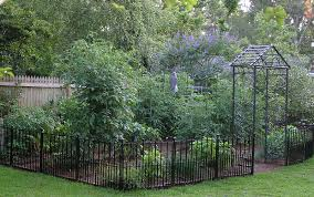 garden fence lowes. Lowes Garden Fencing Metal Fence D