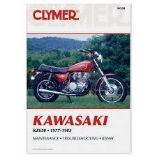 manual kz650 1977 1983