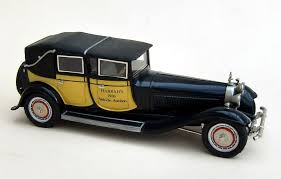 The bugatti type 41 royale is the largest production car ever built. 1931 Bugatti Royale Model Cars Hobbydb