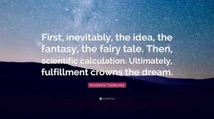 Fantasy Dream Quotes Best Of Konstantin Tsiolkovsky Quotes 24 Wallpapers Quotefancy
