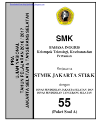 Letters read the text below to answer question number 12. Pra Ujian Nasional Bahasa Inggris Smk Kode A 55