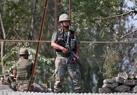 Image result for Boy seriously injured in firing by Indian forces