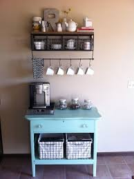 coffee bar furniture home. this sweet little table from a thrift store makes the perfect spot for morning coffee dates mixing vintage style with modern appliances is another bar furniture home m