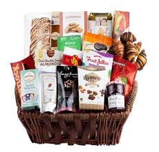 love pion sympathy gift basket