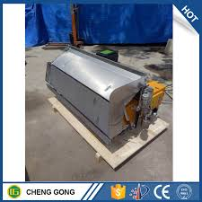 wall painting machine auto cement concrete plastering machine