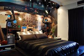 Perfect Crazy Bedroom Designs That You Must Try With Ingenuity: Spaceship Bedroom  Shuttle With Unique And