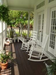 best front porch furniture ideas to adopt nice looking front porch design using white rocking