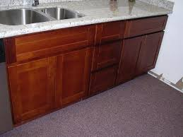 RTA Cabinet Broker 1Q Natural Cherry Shaker Kitchen Cabinets