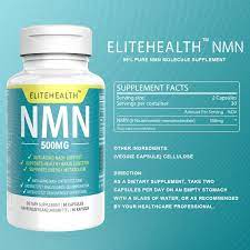 Nicotinamide Mononucleotide NMN 60 Capsules from Cellimpact 500 mg per  Capsule NMN Capsules for a Higher NAD Level Vegan Friendly (2 Bottles):  Amazon.de: Drogerie & Körperpflege