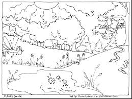 Creation Coloring Pages For Sunday School Christian Creation