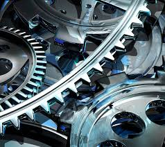 Mechanical gear Wallpapers - Free by ...