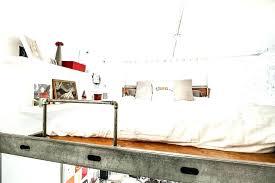Bedroom Source Bunk Beds Bedroom With Loft Bed Industrial Inspired Love Bed  One Bedroom Source Loft .