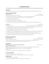 Accounting Associate Resume Accounting Associate Resume Audit