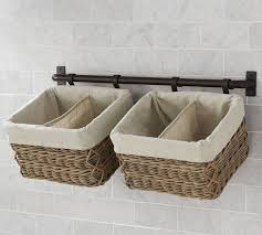 Hanging wall storage Orolay Creative Designs Hanging Wall Baskets New Trends Amazing Basket For Bathroom Hannah System Small Pottery Storage Flowers Your Design Idea Creative Designs Hanging Wall Baskets New Trends Amazing Basket For