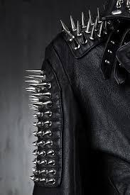 maximum custom studed rider jacket