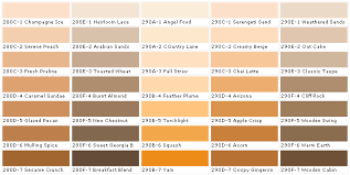 Interior Color Chart Behr Interior Colors Behr Colors Behr Interior Paints