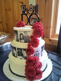 40th Wedding Anniversary Cake My Creations 40th Wedding
