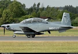 At 6b Texan Ii Light Attack Aircraft N610at Raytheon At 6b Texan Ii Raytheon Aircraft Aldo