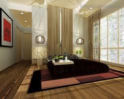 Japanese Inspired Room Design Zen Bedroom