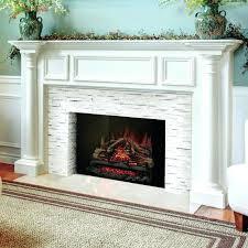 electric fireplace firebox only box dimplex log inserts woodland insert