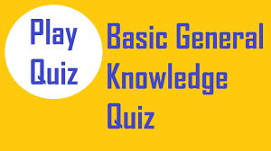 top 10 basic general knowledge quiz questions and answers