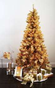 Awesome Ideas For Gold Christmas Tree Decoration