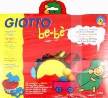 """""""Набор для <b>лепки</b> Giotto be-be. <b>Масса</b> для моделирования - 3 шт ..."""