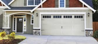 almond garage doorDoorlink 440441 Model Garage Door