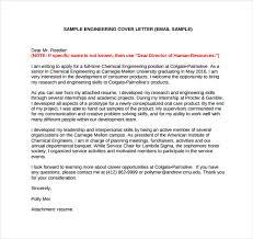 Sample Email Cover Letter Attachment Adriangatton Com