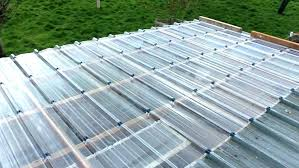 corrugated plastic roofing clear plastic roofing clear roofing panel 6 corrugated plastic roof panels rug clear