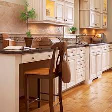 kitchen cabinets for home office. create a seamless kitchen home office and multitask bills review homework while cabinets for