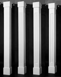 exterior column wraps. What Front Porch Column Wraps To Choose? : Comely Decoration Using\u2026   Garden Pinterest Columns, Decorations And Exterior