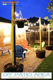 patio string light ideas. Wonderful Ideas Best Of Hanging Patio Lights Or Area With Lamp Posts 15 Ideas For   Idea  On Patio String Light Ideas