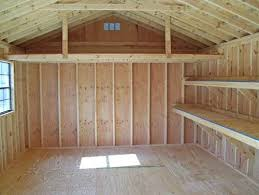 Small Picture 119 best Plans For Shed images on Pinterest Garden sheds Sheds