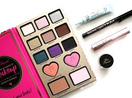 nikkie tutorials for too faced power of makeup palette