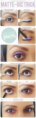 no 9 white eye liners can make colors strong makeup