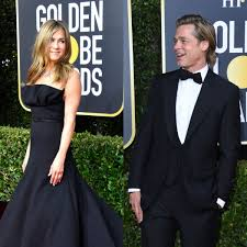 Brad Pitt and Jennifer Aniston did not even chat at Golden ...