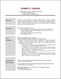 Resume Objective Sample Ajrhinestonejewelry Com