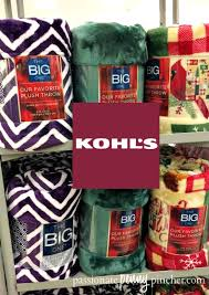 Kohls Throw Blankets Awesome Blankets Throws At Kohl's Passionate Penny Pincher