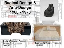Radical Design And Anti Design Ppt Design Movements Powerpoint Presentation Free