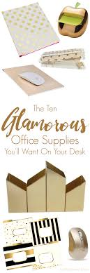fun office supplies for desk. Ten Glamorous Office Supplies That Will Make You Fall In Love With Your Desk ! Fun For