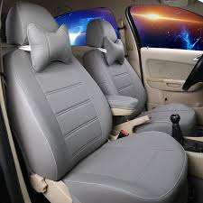 pu leather car seats cushion cover for