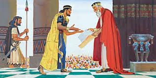 Image result for king david takes a census of israel in the bible